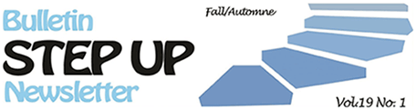 members newsletter step-up logo for large screens
